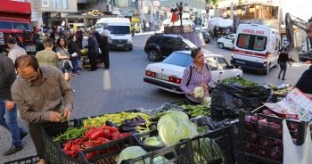 Artvin'de halk pazarı krizi