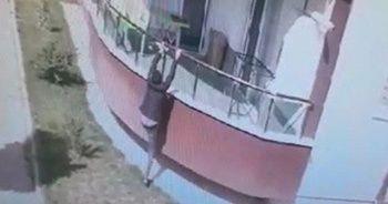 Askerden firar edip hırsızlık yapan şahıs tutuklandı