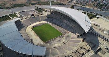 Atatürk Olimpiyat Stadı finale hazırlanıyor