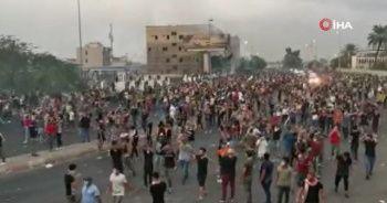 Bağdat'ta sokağa çıkma yasağı ilan edildi