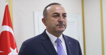Bakan Çavuşoğlu'ndan Barış Pınarı Harekatı diplomasisi