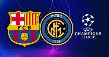 Barcelona İnter maçı Beinsports 1'den canlı İZLE! Şifresiz veren yabancı kanallar! Barcelona İnter canlı skoru kaç kaç?