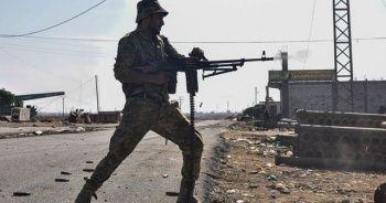 Barış Pınarı Harekatı'nda 611 YPG/PKK'lı terörist etkisiz hale getirildi
