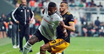 Beşiktaş Vodafone Park'ta 90+3'te yıkıldı