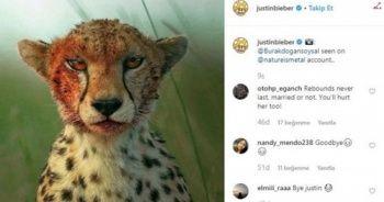 Bursalı fotoğrafçı Justin Bieber'ın dikkatini çekti