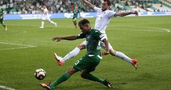 Bursaspor deplasmanlarda kayıp