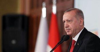 Cumhurbaşkanı Erdoğan: 'AK Parti, milletimizin tek umudu olma vasfını koruyor'
