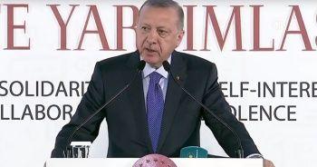 Erdoğan: Afrika'da yarası sarılmadık gönül, iş birliği yapılmadık devlet bırakmıyoruz
