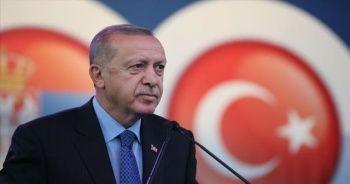Cumhurbaşkanı Erdoğan'dan parti liderlerine harekat bilgilendirmesi