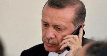 Cumhurbaşkanı Erdoğan'dan vefat eden Tarık Ünlüoğlu'nun eşine başsağlığı telefonu