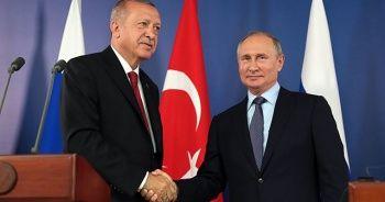 Cumhurbaşkanı Erdoğan, Rusya'ya gidecek