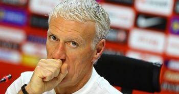 Didier Deschamps'dan, Türkiye maçı öncesi açıklama!