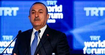 Dışişleri Bakanı Çavuşoğlu'ndan önemli açıklama