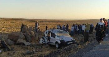 Diyarbakır'da trafik kazası: Anne ve kızı öldü, 4 kişi yaralandı