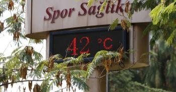 Ekim ayında termometreler 42 dereceyi gösterdi