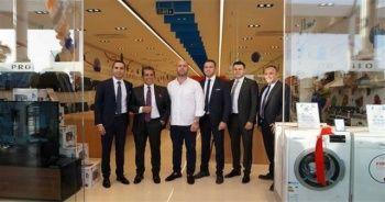 En büyük beyaz eşya mağazası Bodrum'da açıldı