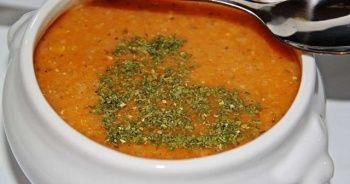 Ezogelin çorbası yapımı ve Ezogelin tarifi, Pratik ezogelin çorbası tarifi