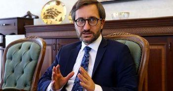 Fahrettin Altun: TSK ve ÖSO kısa süre sonra sınırı geçecek