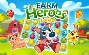 Farm Heroes Saga Oyunu