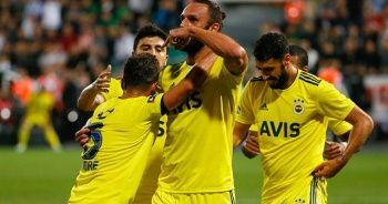 Fenerbahçe, Denizlispor'u 2-1 mağlup etti