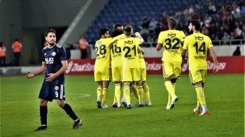 Fenerbahçe Tarsus İdmanyurdu'nu 3-1 mağlup etti