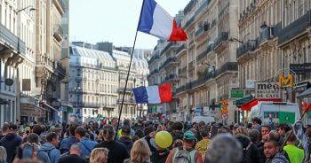 Fransa'da sarı yeleklilerin gösterileri 47. haftasında