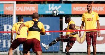 Galatasaray'da Real Madrid hazırlıkları sürüyor