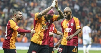 Galatasaray DG Sivasspor'u 3-2 mağlup etti