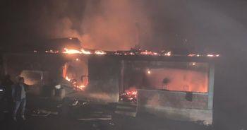 Giresun'da ev yangını: 2 ölü