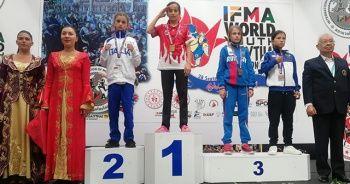 Gizem Nur Tatlı, dünya şampiyonu