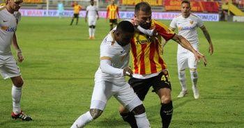 Göztepe Kayserispor'u farklı geçti