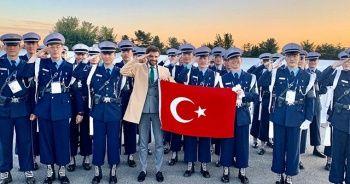 Güney Koreli askerlerden 'Mehmetçik' selamı