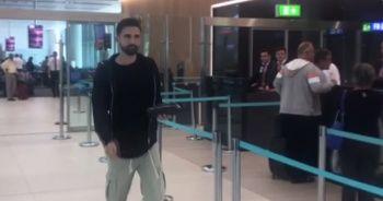 Hasan Ali Kaldırım, New York'a gitti