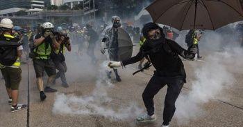 Hong Kong Yöneticisi Lam'dan 'Çin ordusu müdahale edebilir' uyarısı