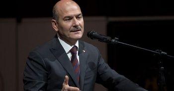 İçişleri Bakanı Soylu: 75 bin 172 kaçak göçmen sınır dışı edildi