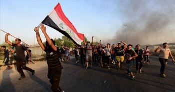 Irak'ta gösteriler 7'nci gününde