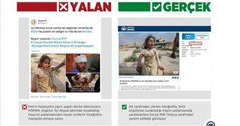 İran televizyonu 'YPG/PKK'nın tuzakladığı mayını' harekat aleyhine çarpıttı