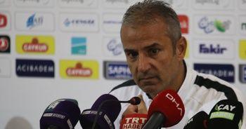 İsmail Kartal: Net penaltımız 1-0 öndeyken verilmedi