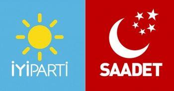 İYİ Parti ve Saadet CHP'yi terk ediyor...