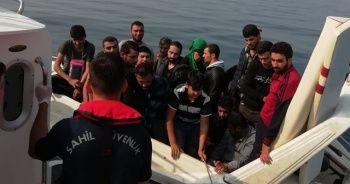 İzmir'de 405 kaçak göçmen yakalandı