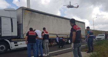 Jandarma'dan nefes kesen uyuşturucu operasyonu