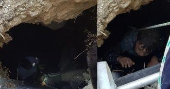 Kahramanmaraş'ta 6 yaşındaki çocuk su kuyusuna düştü