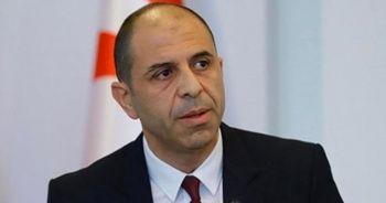 KKTC Başbakan Yardımcısı Özersay'dan Yunanistan Başbakanı Miçotakis'e sert tepki