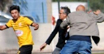 Kulüp Başkanı, futbolcusunu dövdü