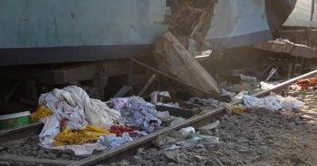 Meksika'da trenle otobüs çarpıştı: 9 ölü