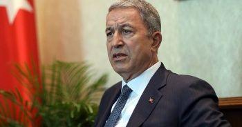 Milli Savunma Bakanı Akar: Bölgenin kontrolü ile ilgili çalışmalar devam ediyor
