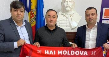 Moldova Milli Takımı Engin Fırat'a emanet