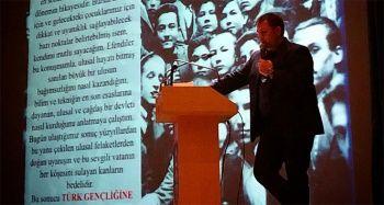 Nutuk Yıldızı Gösterisi 28 Ekim Caddebostan Kültür Merkezi'nde