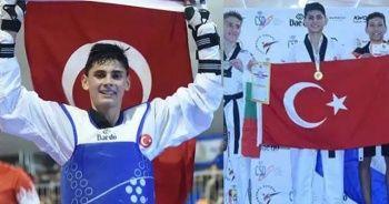 Ordulu sporcu Avrupa şampiyonu oldu
