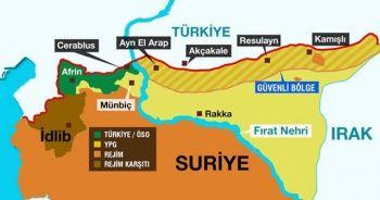 Pentagon'dan önemli Türkiye açıklaması